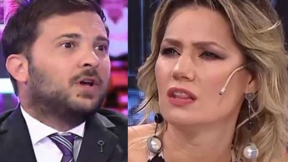 Diego Brancatelli agredió fuertemente a Carolina Losada en Intratables