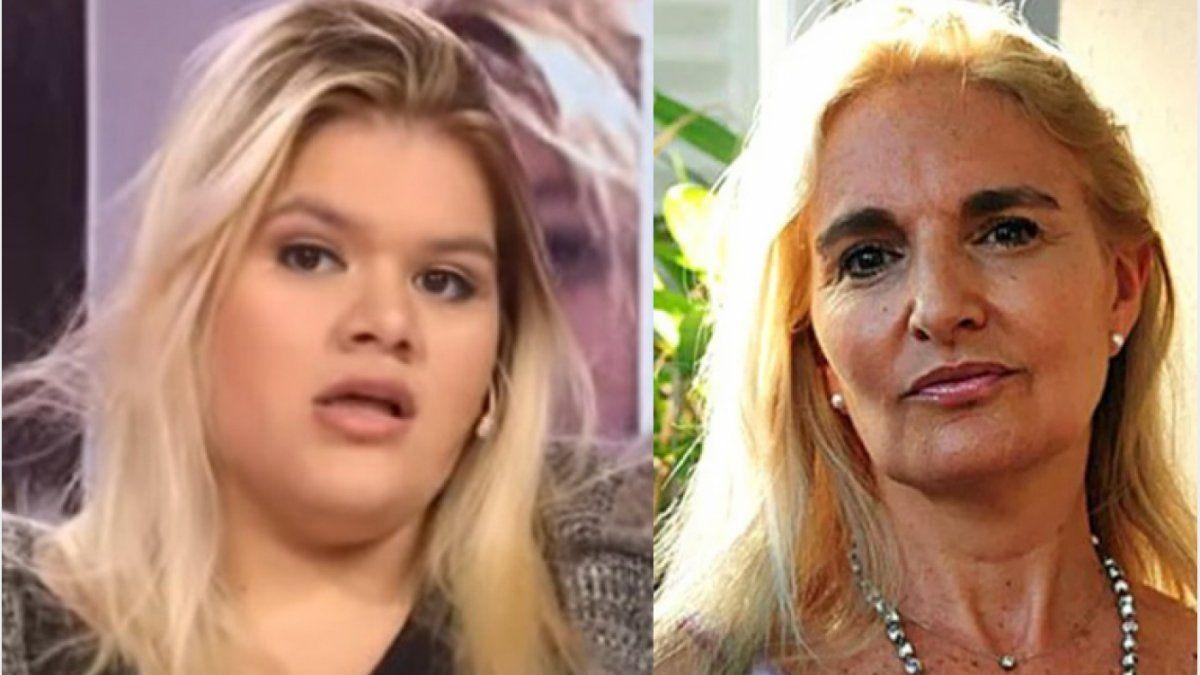 Tras el escrache público de More Rial a Silvia DAuro