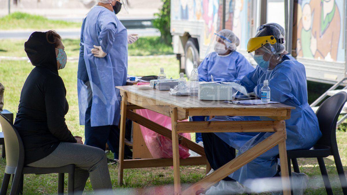 Hay cinco departamentos de la provincia de Santa Fe cuya situación epidemiológica preocupa especialmente a las autoridades.