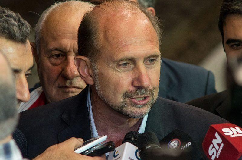 """Perotti: """"Desde un principio fui claro sobre mi apoyo a la fórmula de Alberto y Cristina"""""""