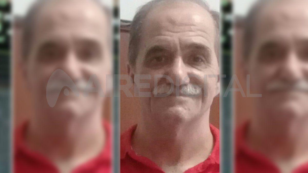 Roberto Parente desapareció el viernes 7 de mayo.