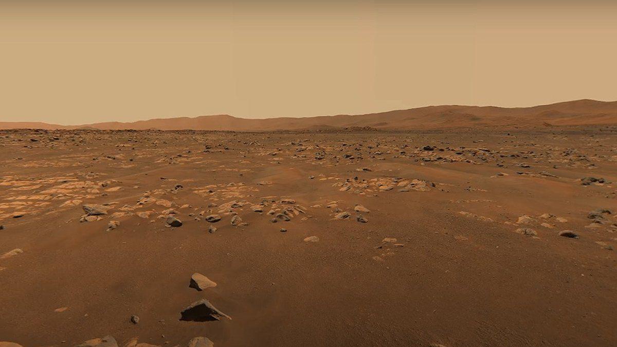 El rover tomó 992 imágenes con su herramienta MastCam-Z entre el 15 y al 26 de abril para crear este video.