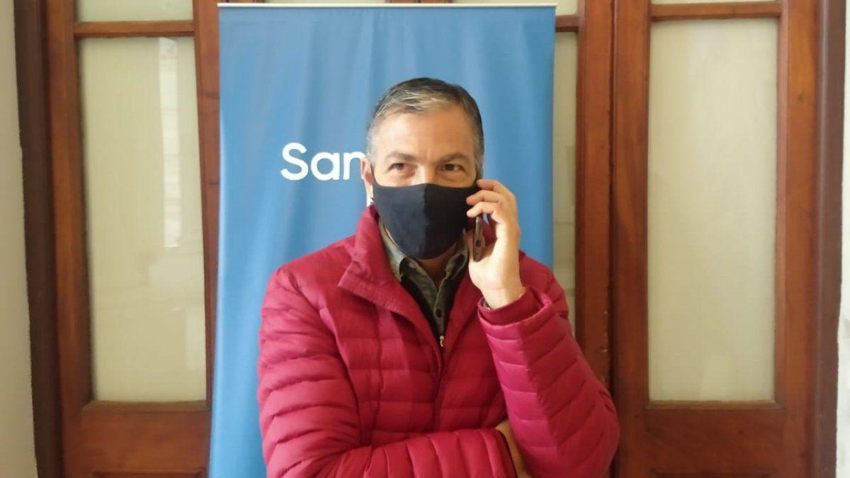 El ministro de Trabajo, Juan Manuel Pusineri, confirmó que la semana que viene reanudan la paritaria con los gremios de la administración pública.