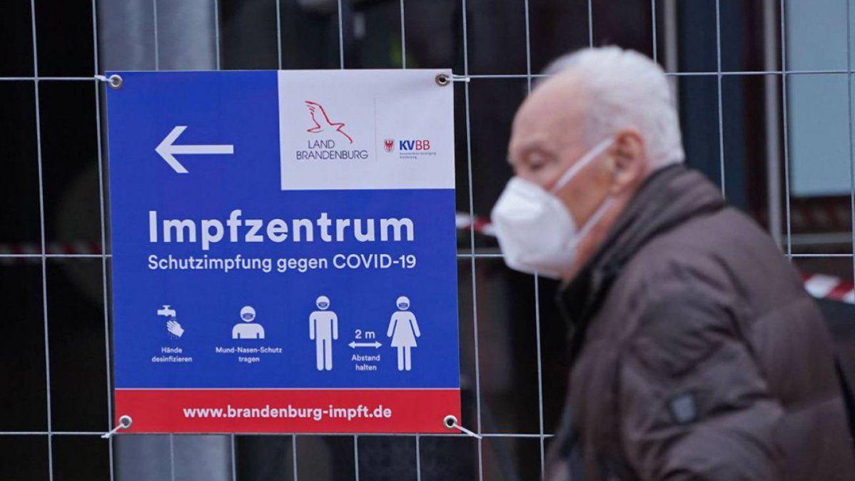 El coronavirus estpa imparable en Europa