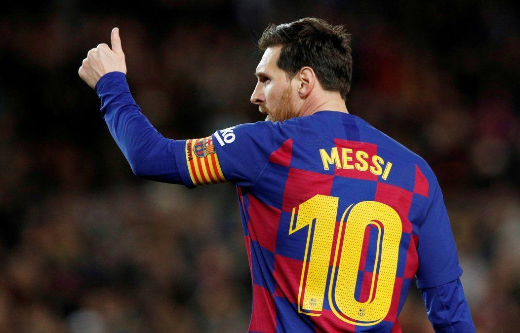 Barcelona felicitó a Messi por su cumpleaños