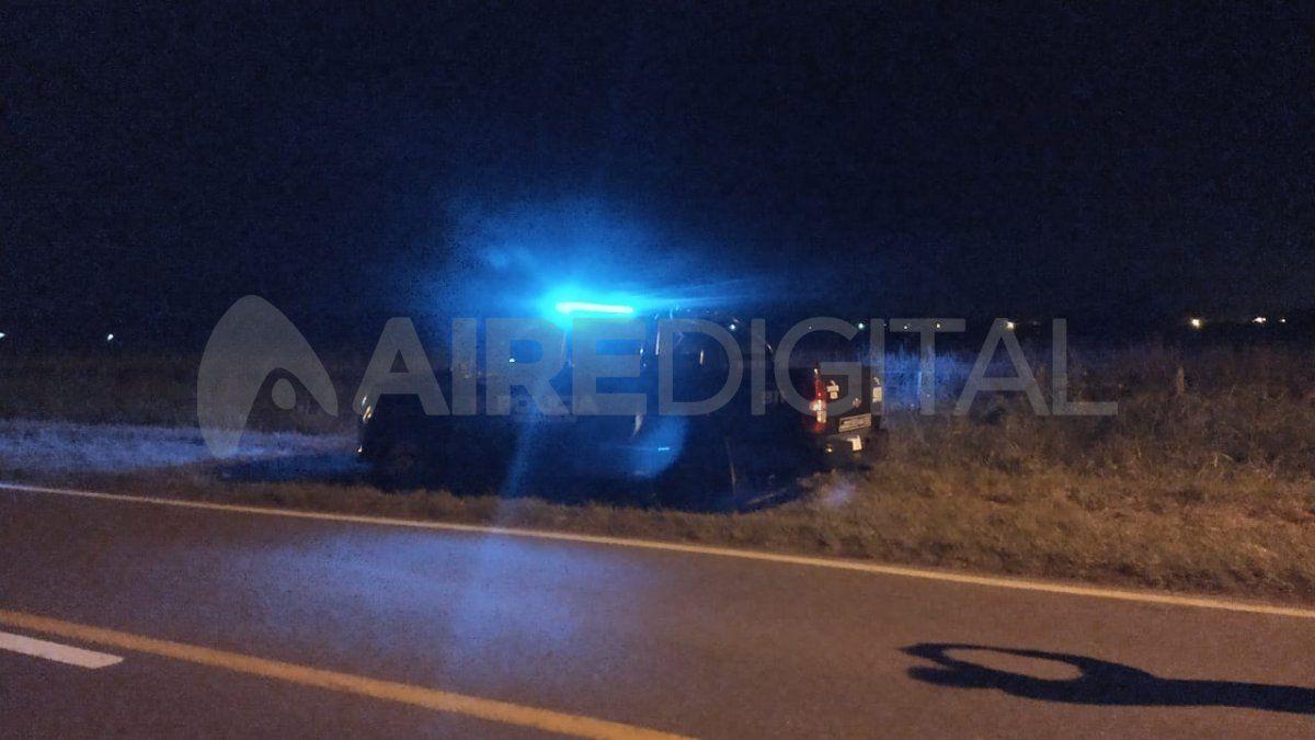 El cuerpo fue hallado por guardias de la empresa que dieron aviso al 911.