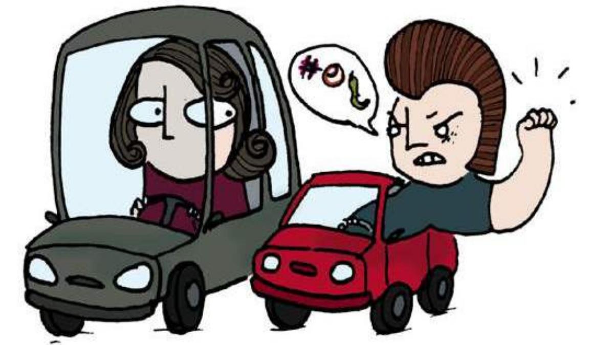 El machismo expulsa a las mujeres de las calles aunque los datos demuestran que son más responsables al conducir.
