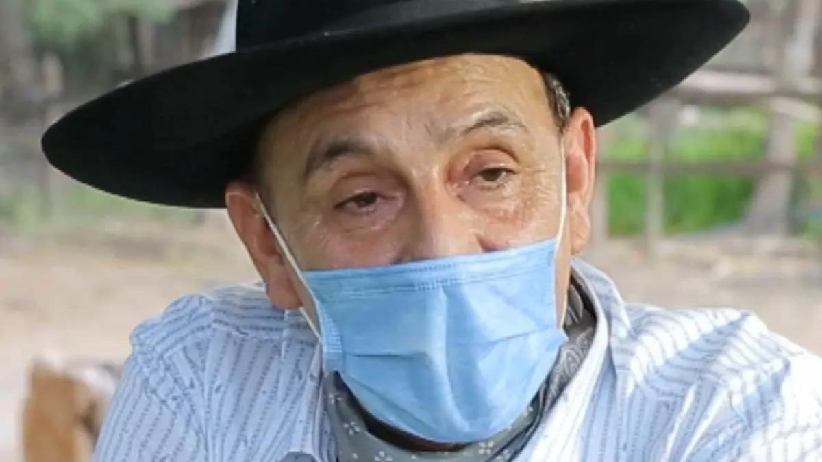El Chaqueño Palavecino llamó a tomarse en serio la pandemia