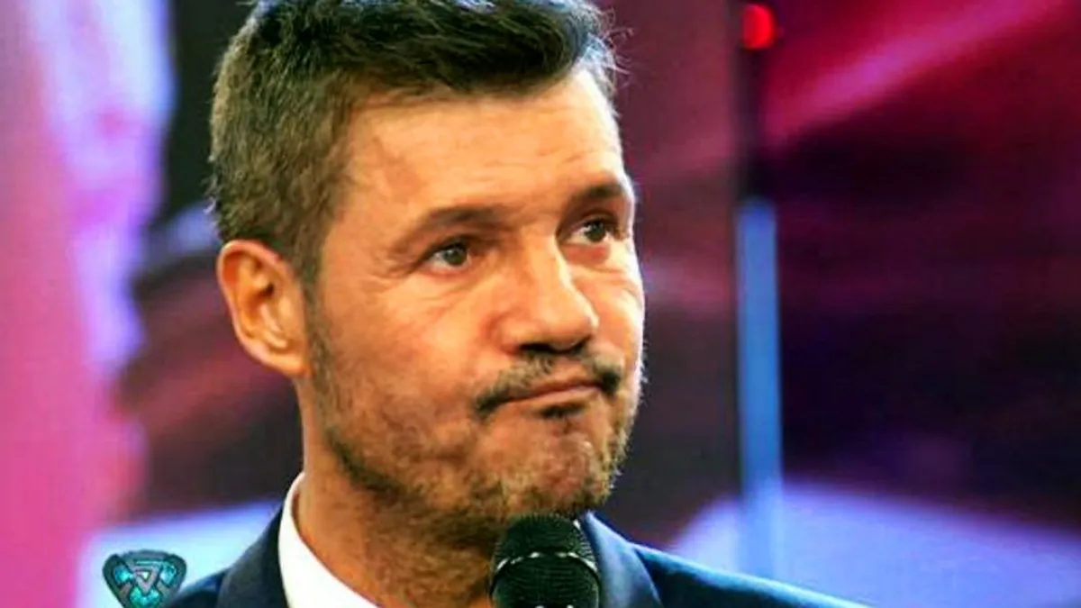 Marcelo Tinelli se despidió del dueño de Cantina Don Carlos
