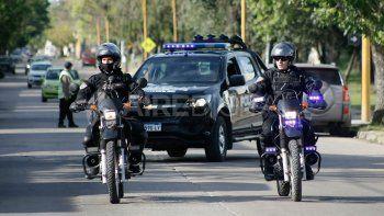 La Policía de la provincia realizará controles en los ingresos y egresos de las escuelas
