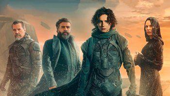 Dune: se estrenará en el Festival de Venecia