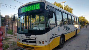 Los colectivos de las líneas urbana, la empresa Recreo Autobuses y ERSA Urbano de la ciudad de Santa Fe, no funcionarán este jueves.