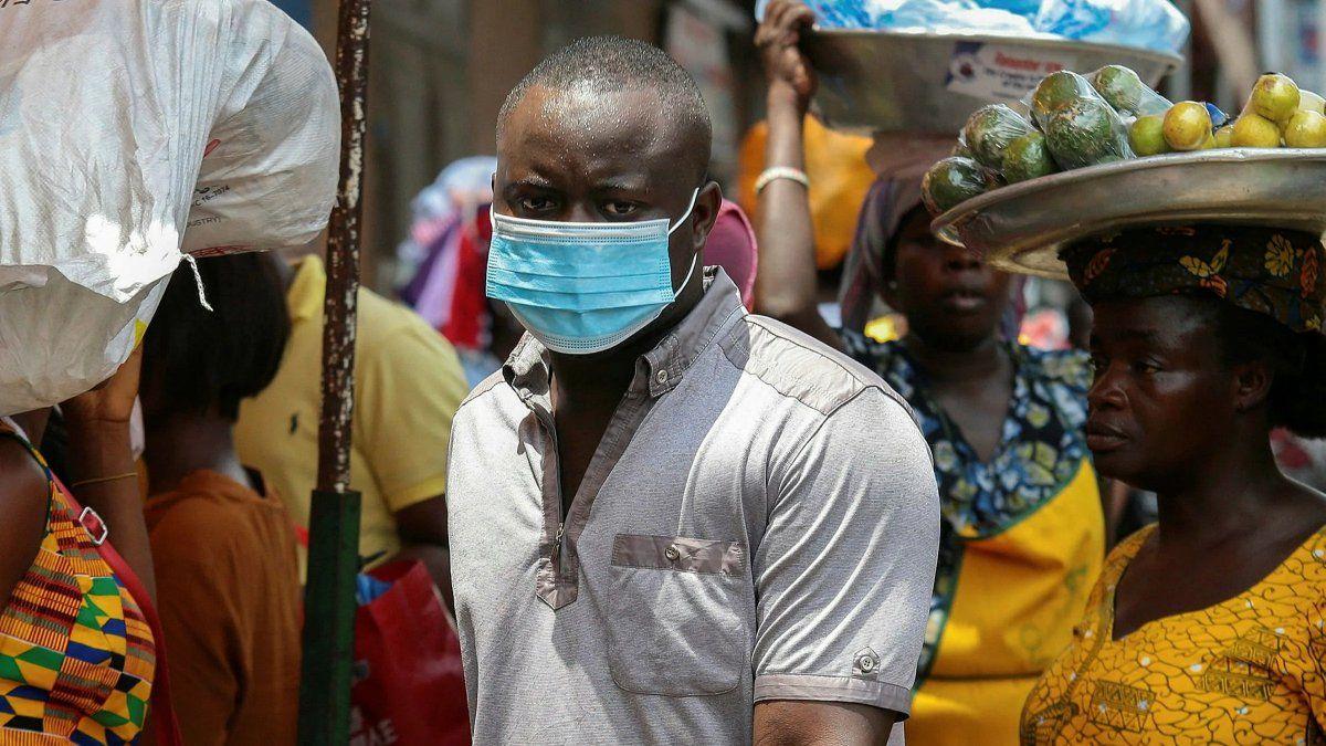 Ghana supera los 25.000 contagios por coronavirus