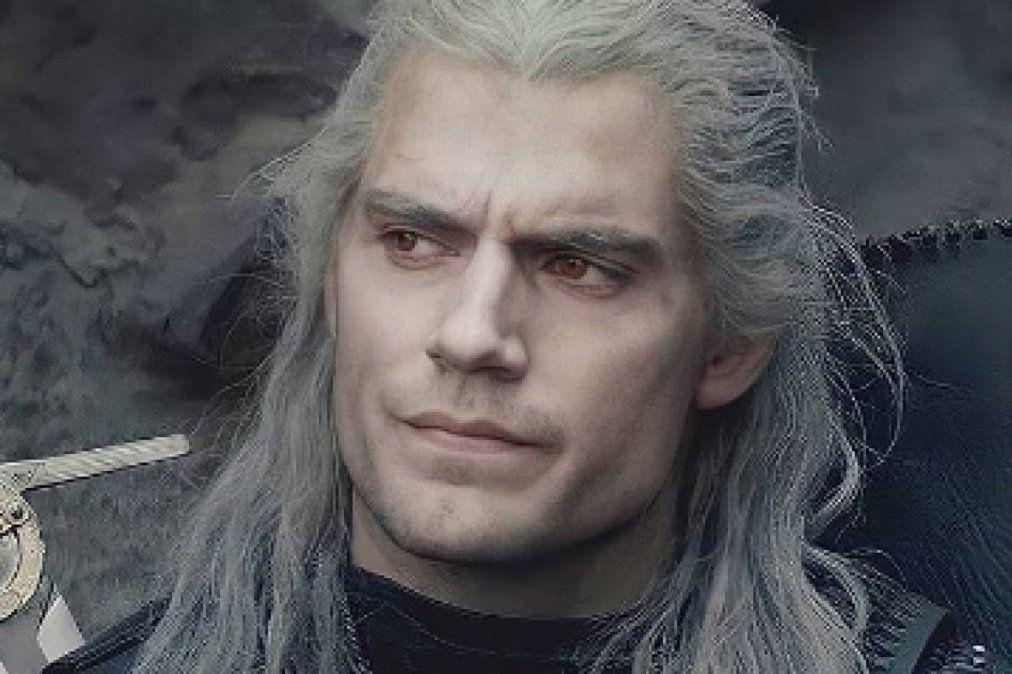 The Witcher: filtran fotos de Henry Cavill en el rodaje de la segunda temporada