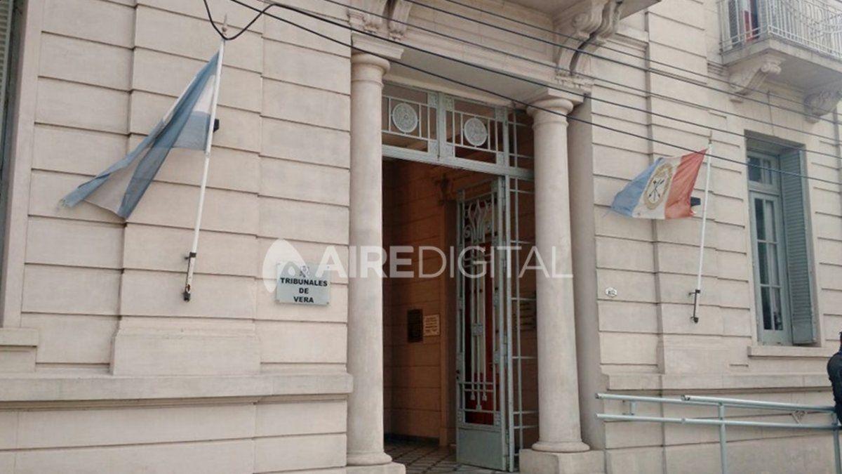 Tribunales de Vera. La sede judicial donde se resolvió el fallo.