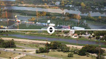 Riacho Santa Fe: el viernes comienzan los trabajos para que el terreno vuelva al estado previo a la intervención