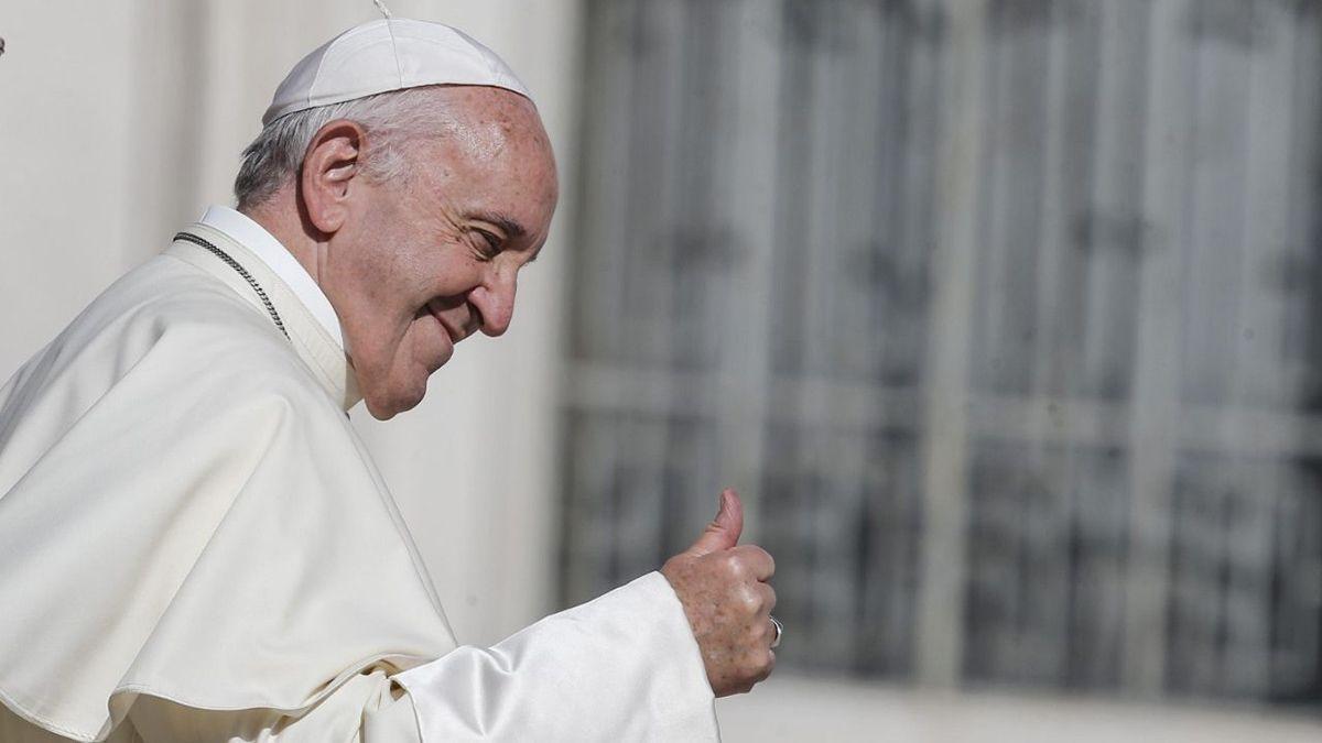 El Papa se recupera satisfactoriamente y agradeció en sus redes sociales.