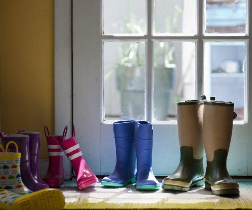 Por qué no deberías usar zapatos en casa