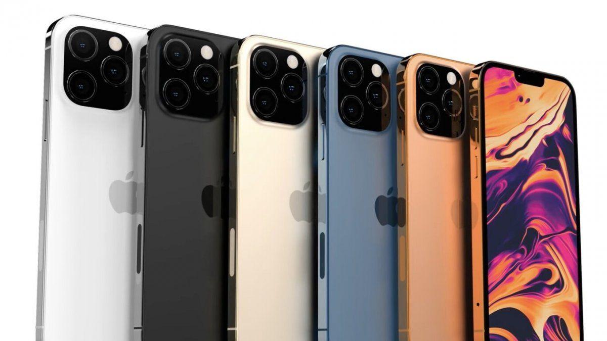 Apple apostó a una receta de mejora continua sin cambios radicales en el diseño.