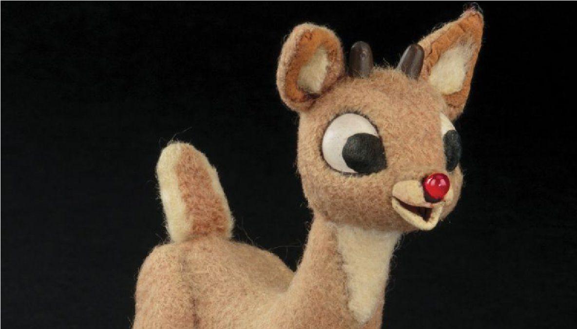 Subastan al reno Rodolfo de Papá Noel por 150 mil dólares