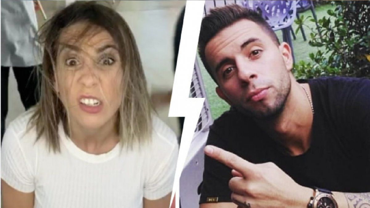 Cinthia Fernández y Matías Defederico están cada vez peor.