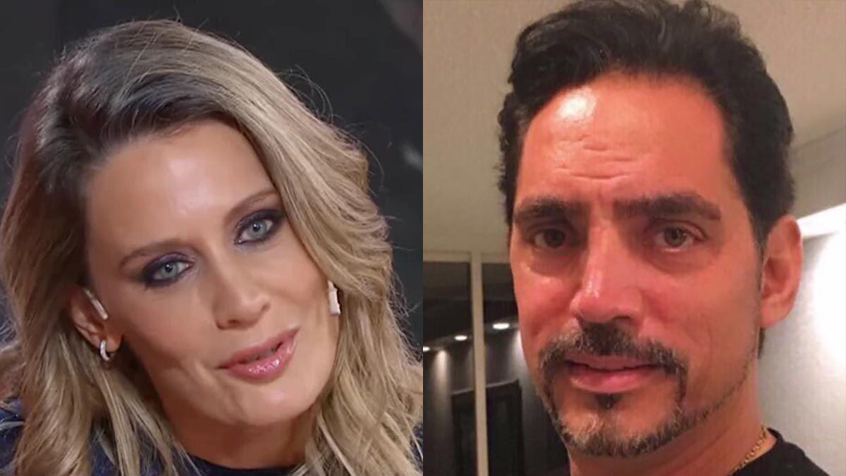 Rocío Marengo sobre el futuro de su relación con Eduardo Fort