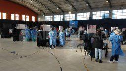 Para esta semana la provincia entregó más de 200 mil turnos para completar la población de personas de 18 a 59 años con comorbilidades.