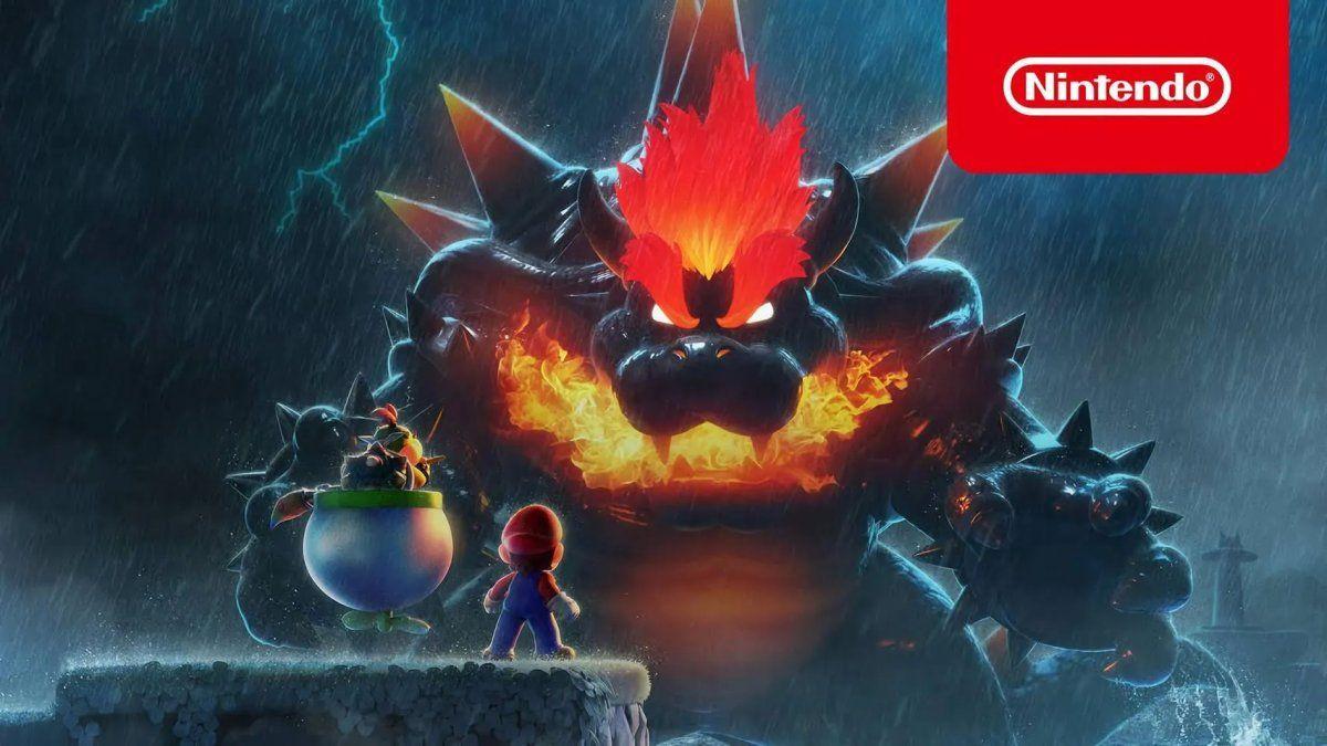 Nintendo presentó la remasterización de Super Mario 3D World
