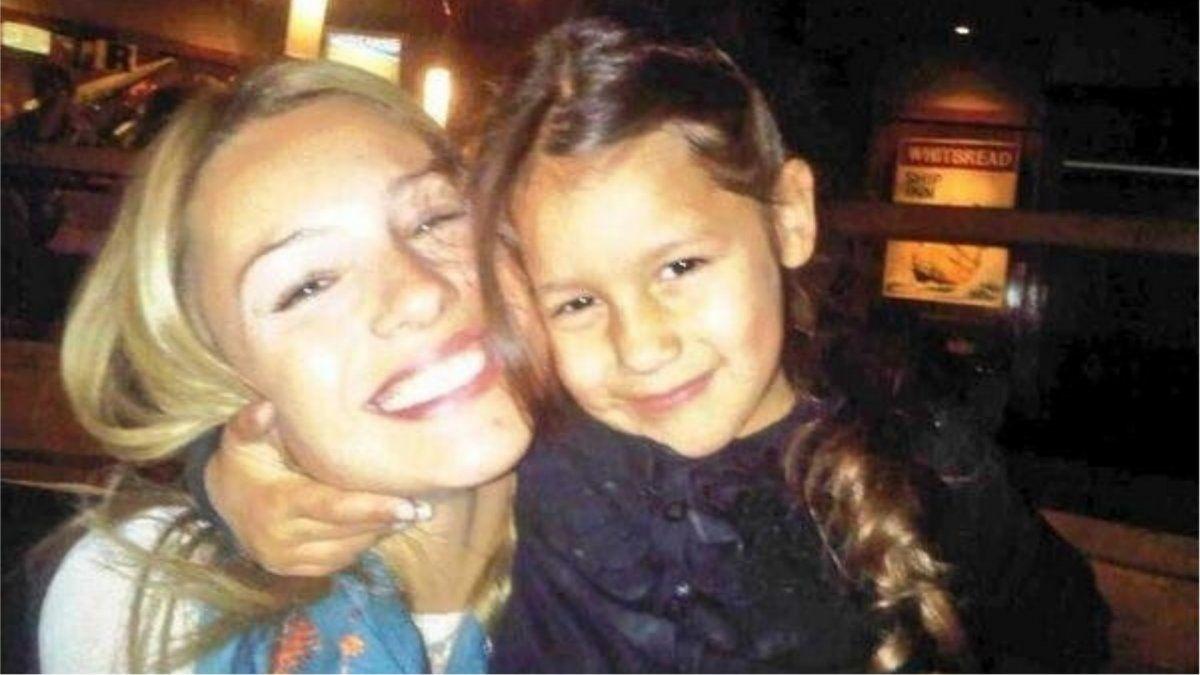 Pampita confesó cuál fue el especial pedido que le hizo a su hija Blanca