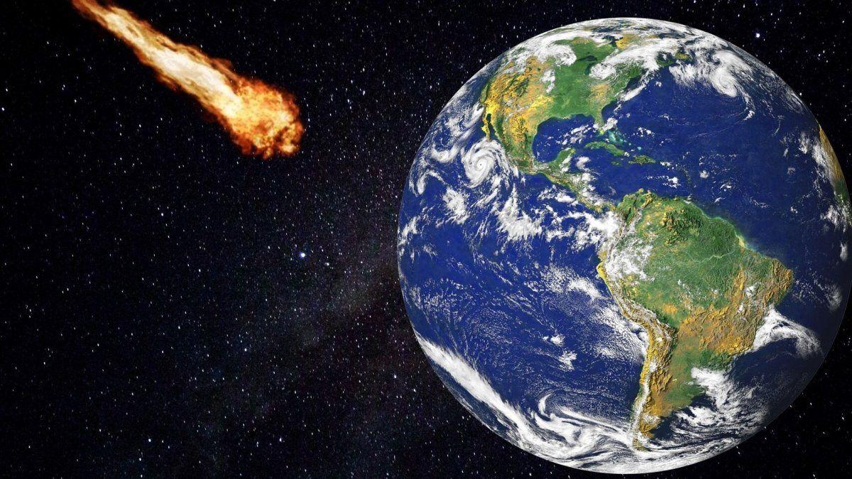 El asteroide que impactaría en la Tierra en 2022 tiene el poder de 150 bombas atómicas