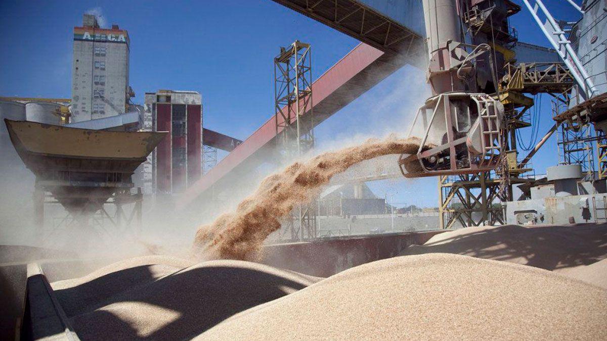 El año pasado el complejo oleaginoso-cerealero aportó 40