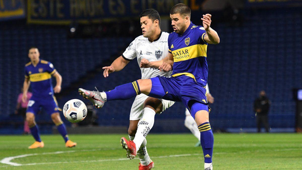 Boca visita a Atlético Mineiro para seguir avanzando en la Copa Libertadores