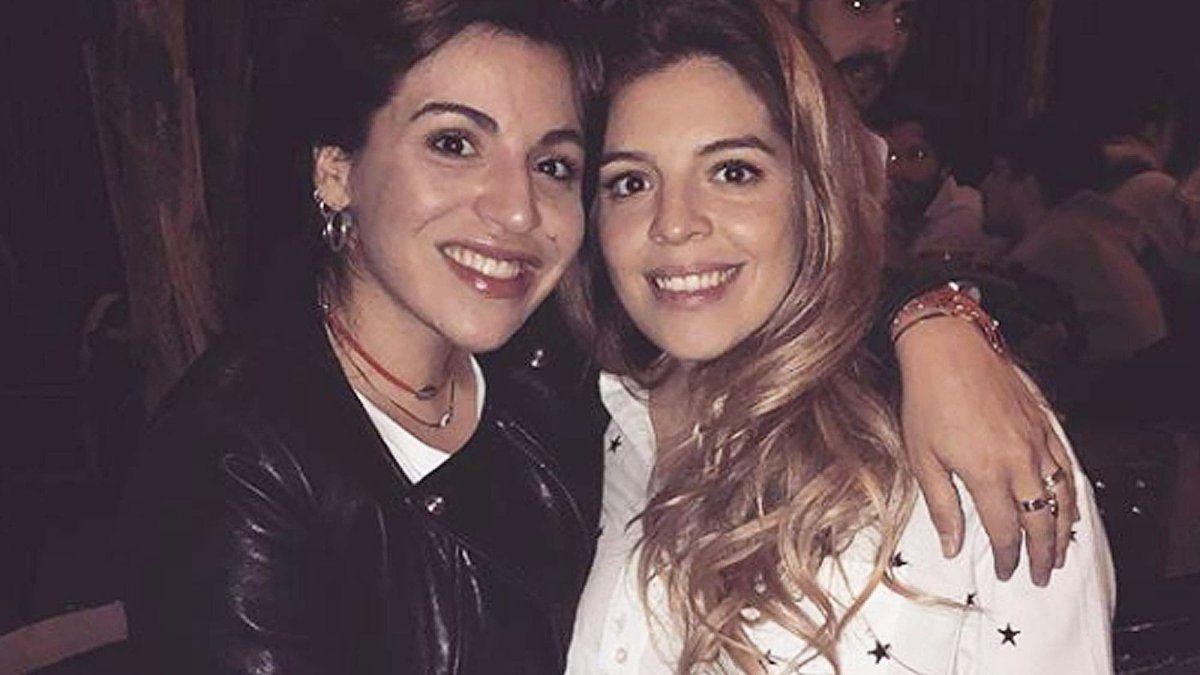 Dalma y Gianinna Maradona tenían un apodo para Leopoldo Luque.