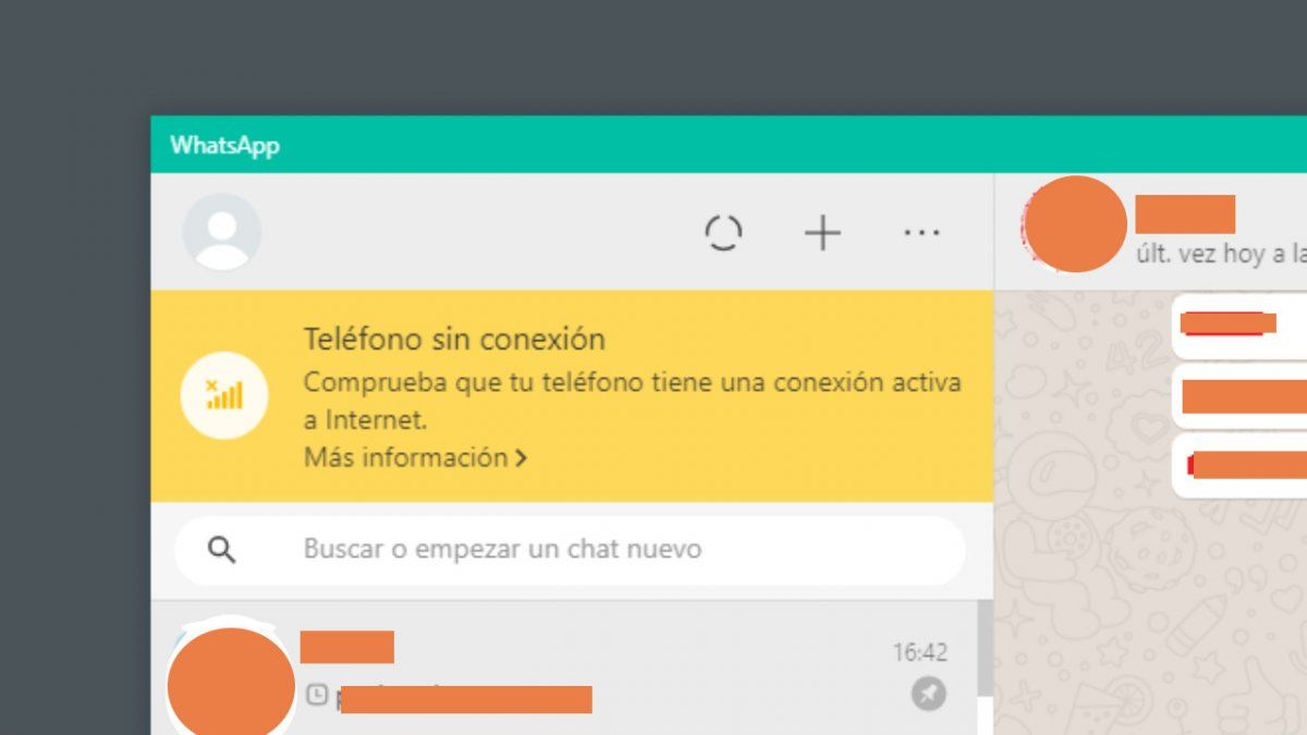 ¿Te apareció este mensaje en WhatsApp Web? Te enseñamos cómo solucionarlo