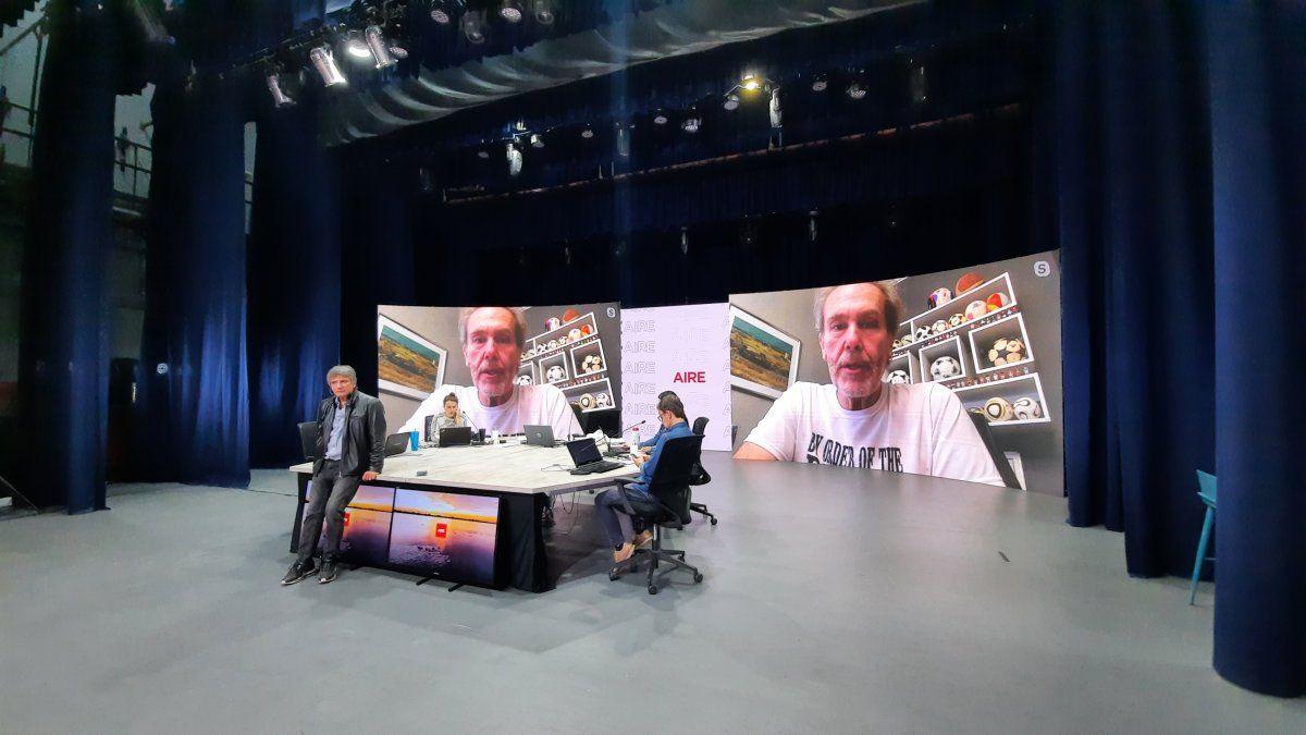 Gonzalo Bonadeo manifestó en Aire de Santa Fe el dilema que se le presenta al Gobierno nacional por la donación de vacunas de Pfizer para los deportistas argentinos que participarán en los Juegos Olímpicos de Tokio.