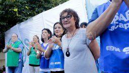 Sonia Alesso confirmó que son 481 las titularizaciones que el gobierno desea revocar y aseguró que el gremio defenderá a los trabajadores.