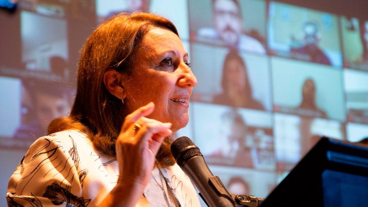 La ex intendenta de Rosario