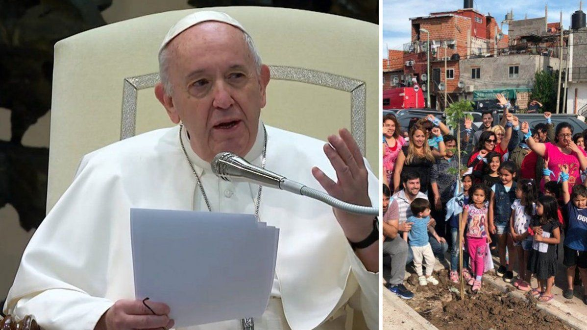 El Papa Francisco le agradeció a las mujeres de las villas de Buenos Aires que le enviaron una carta rechazando el aborto.