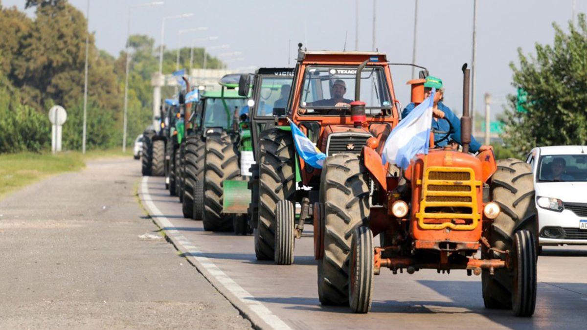 Por el cierre de las exportaciones de maíz