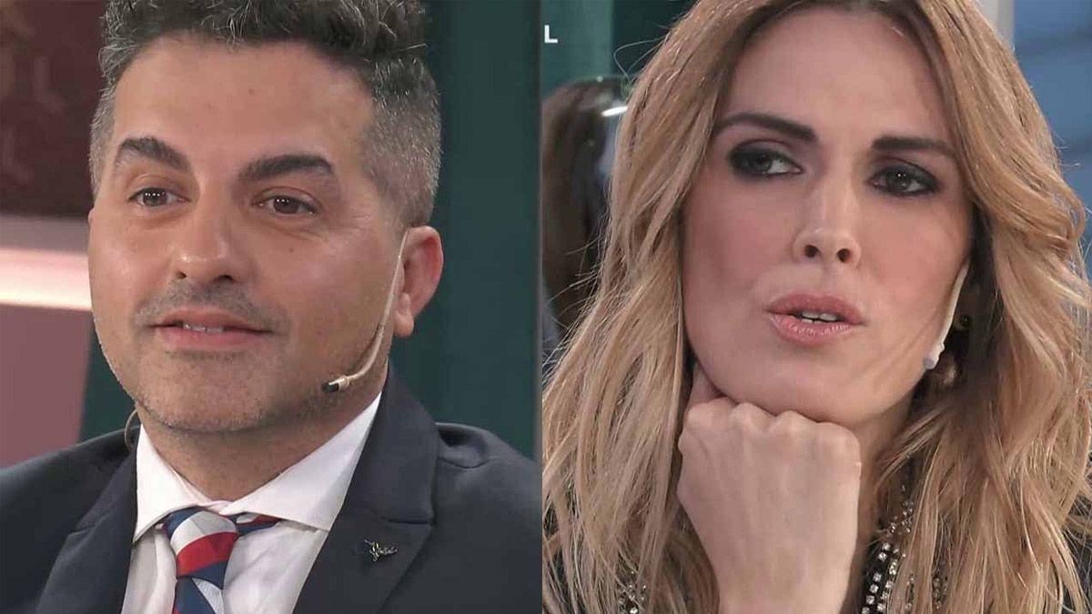 Ángel de Brito dejó en evidencia a Viviana Canosa