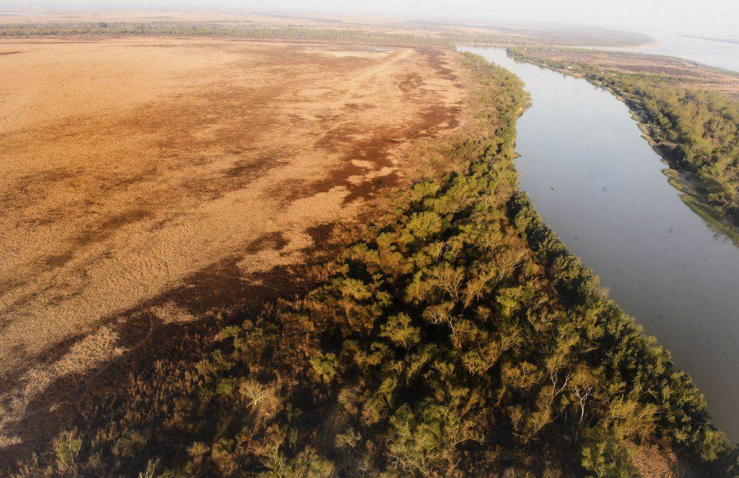A diferencia de otras islas del Delta del Paraná