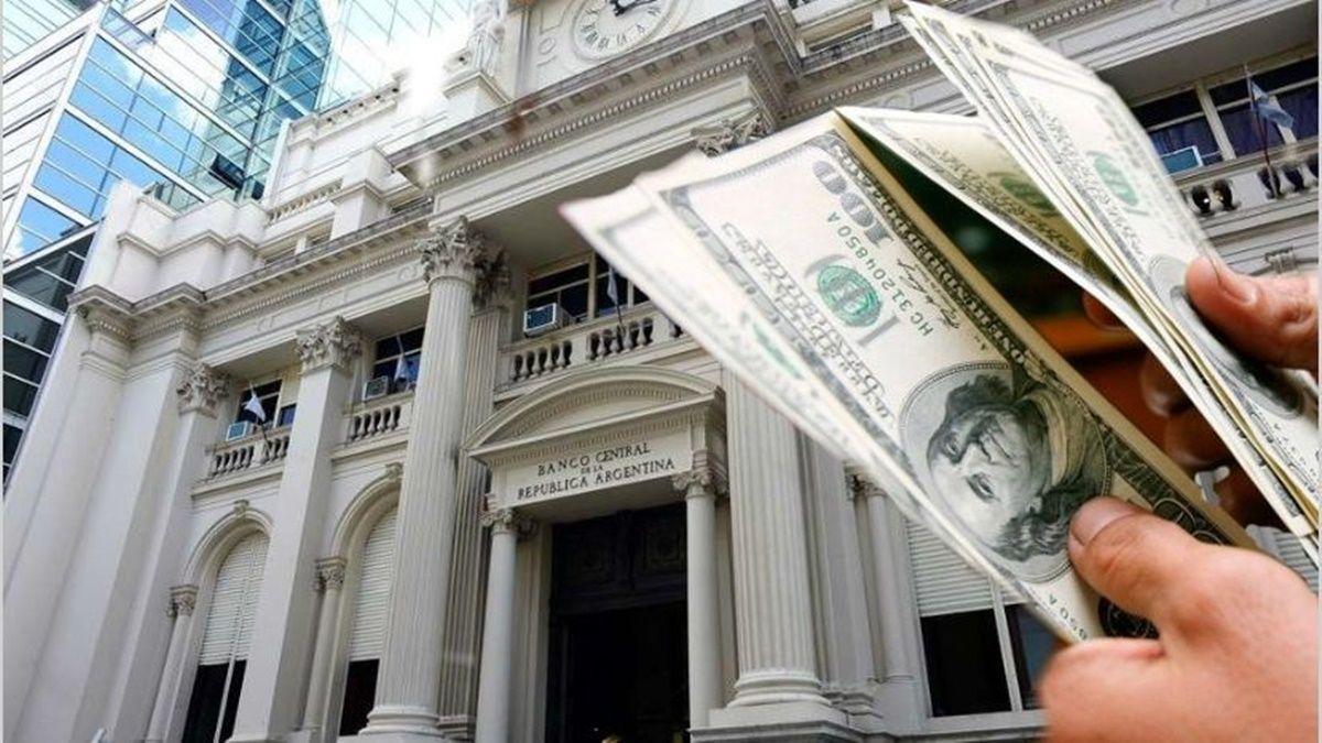 Lla gran entrada de dólares comerciales en el primertrimestre no se tradujo en un aumento sólido de las reservas por distintospagos al exterior.