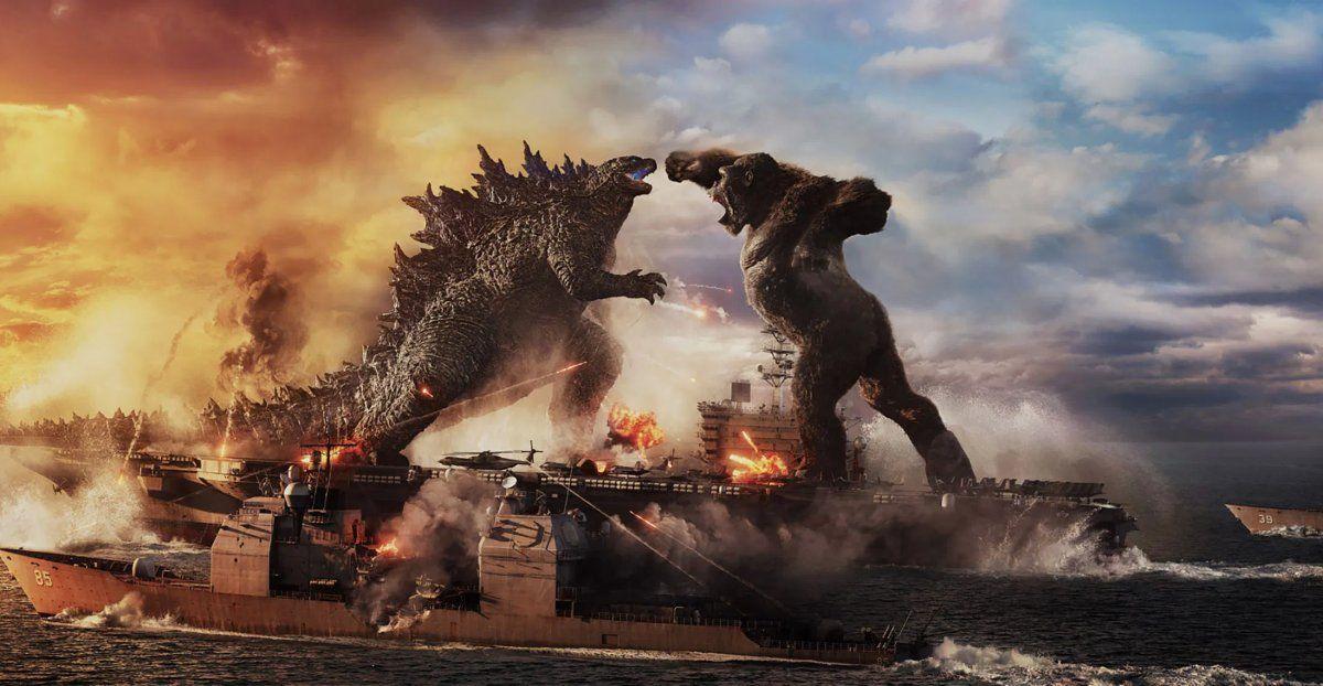 Lanzan impresionante trailer de Godzilla vs. Kong