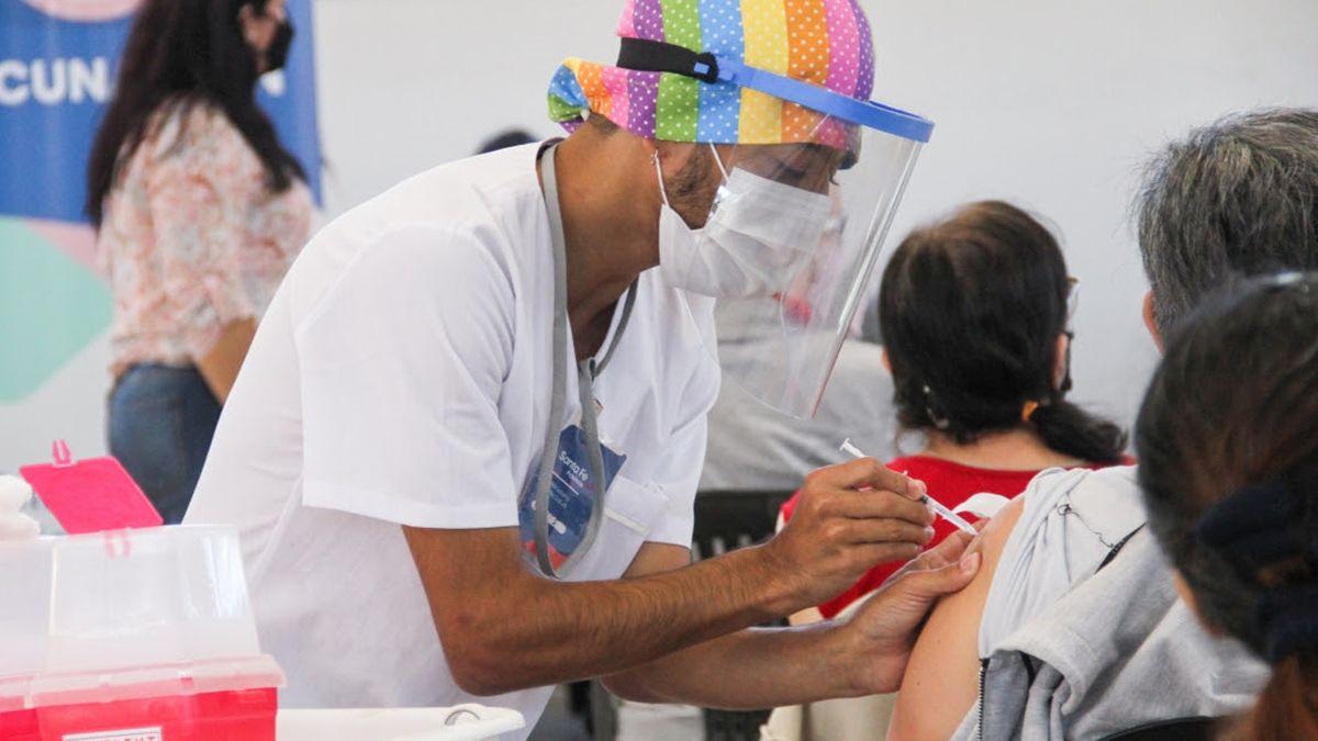 Las vacunas que llegaron a Santa Fe corresponden a la primera dosis del antídoto ruso contra el coronavirus.