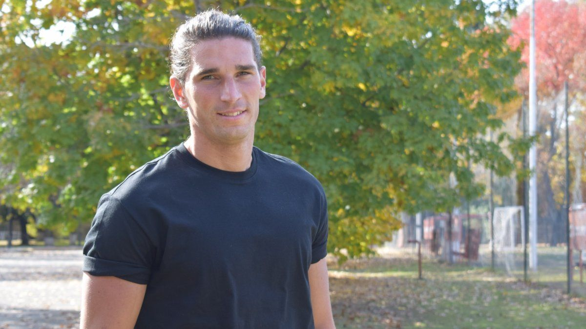Unión anunció que Dylan Gissi llega para reforzar la defensa del equipo de Juan Manuel Azconzábal.
