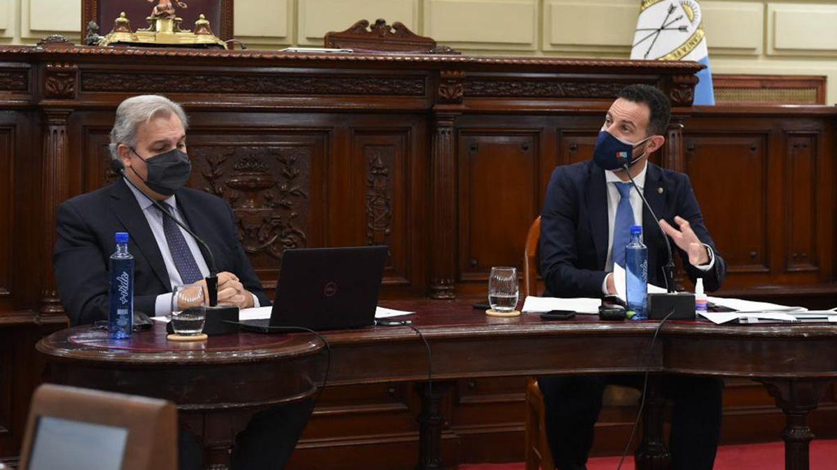 El funcionario hizo un balance positivo del desarrollo del plan de vacunación en la provincia.