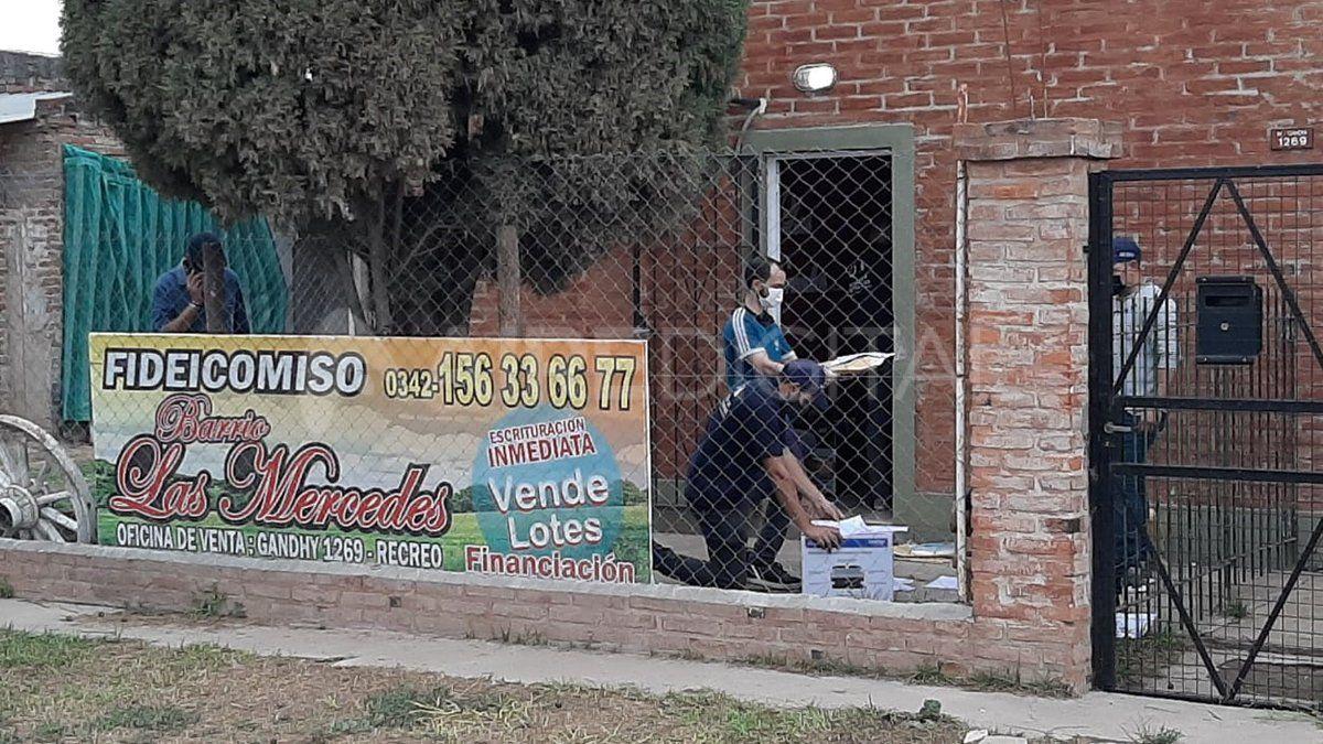 La causa se inició para determinar la titularidad del loteo ubicado en Recreo.