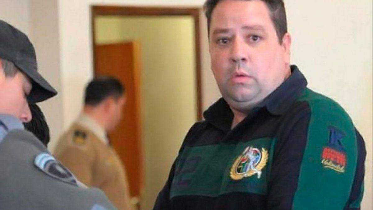 Mario Segovia se encuentra cumpliendo condena en el penal de Ezeiza desde 2008.
