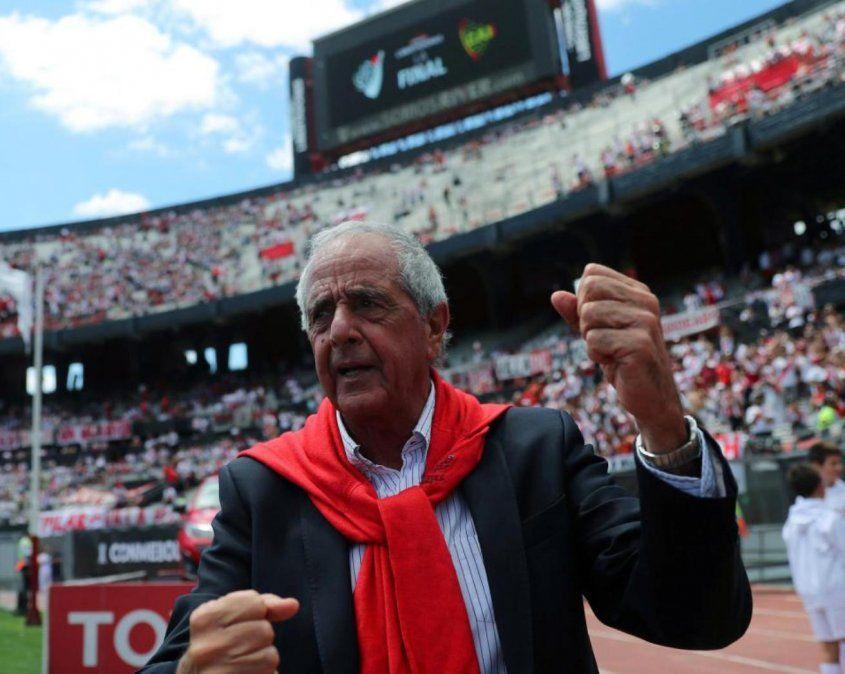 Donofrio sueña con ser el presidente de la Asociación del Fútbol Argentino