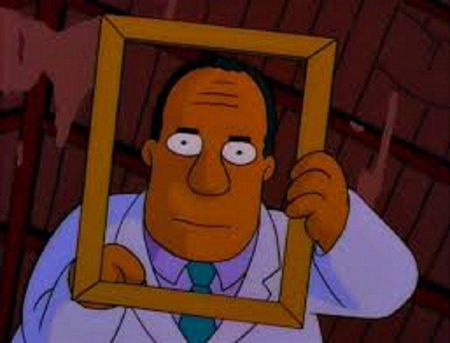 Los Simpson cambiarán la voz del Dr. Hibbert.